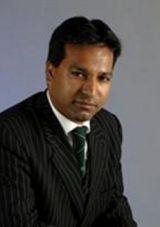portrait photo of Neil Chawla