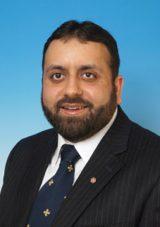 District Judge Afzal OBE
