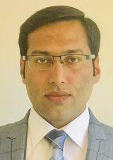 portrait photo of Sarfaraz Metlo